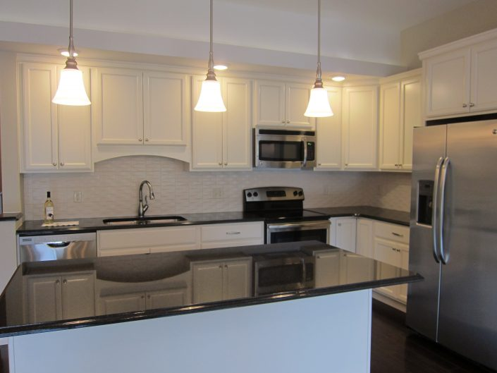 Peregrine Plaza unit 204 kitchen