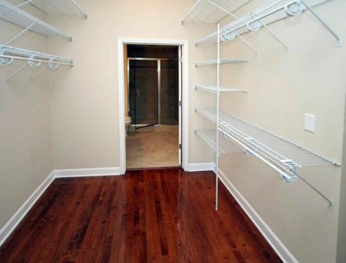 Peregrine Square Unit 301 Closet