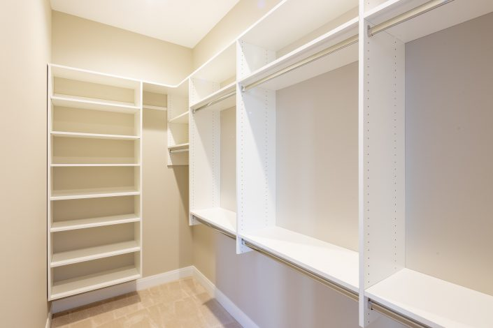 Peregrine 100 Phase 2 closet